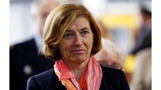 Florence Parly a rassuré les quelques 4000 militaires français de l'opération anti-jihadiste, Barkhane