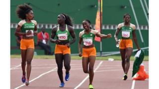 Côté athlétisme, plusieurs dizaines d'athlètes vont se lancer à la conquête de plusieurs médailles.