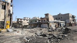 Magaalada Mosul