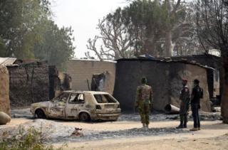Boko Haram iramaze kugaba ibitero vyinshi mu buraruko bwa Nigeria kuva mu 2009