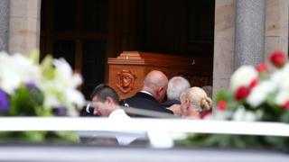 Billy McConville funeral