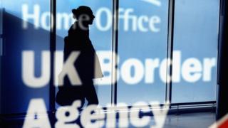 UK Border Agency Banner