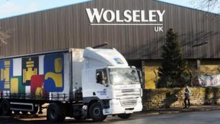 Wolseley warehouse