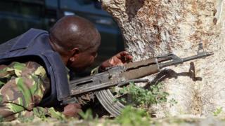 Нападение на университет в городе Гарисса в Кении