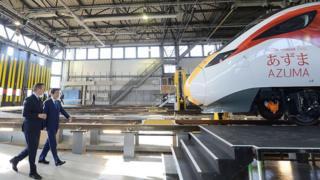 Вагоностроительный завод Hitachi в Великобритании