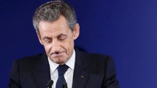 Sarkozy alikuwa rais wa Ufaransa kati ya mwaka 2007-2012