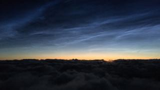 Notilucent clouds