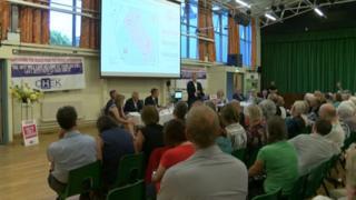 CHEK public meeting in Canterbury