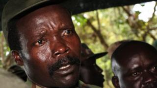 Ingwano Joseph Kony yatanguje imaze imyaka irenga 20