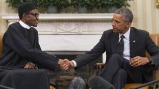 Muhammadu Buhari, Barack Obama