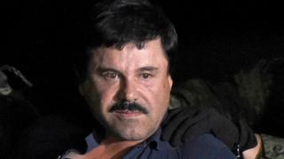 Chapo Guzmán.