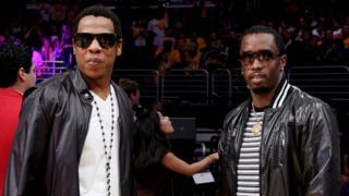 Jay Z та Diddy