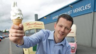 Ed Whitby, boss of Whitby Morrison