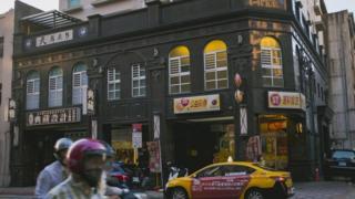 位於台北市南京西路的天馬茶房是228事件的引爆點