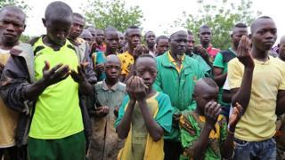 Burkina Faso, religions