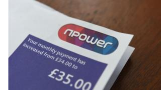 Npower bill