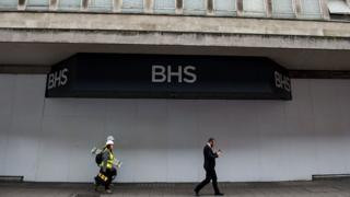 BHS Oxford Street