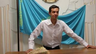 Picture of Maksim Aryshev