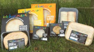 Product range from We Hae Meat