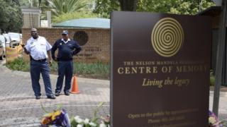 Nelson Mandela Foundation say president Zuma betray Nelson Mandela dream.