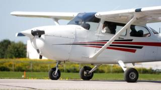 Благодаря чрезвычайно прочной конструкции, Cessna 172 выдерживает не всегда удачные посадки начинающих пилотов