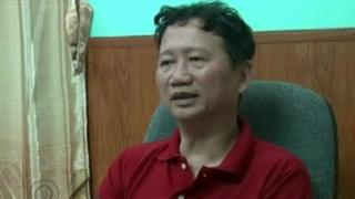 Trinh Xuan Thanh appeared in Vietnamese state TV
