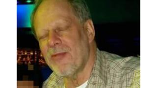 拉斯維加斯槍擊案疑凶——斯蒂芬·帕多克