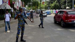 Police in Bangladesh