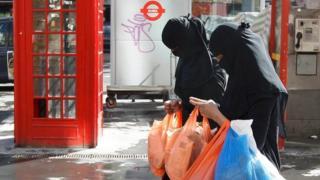 Inggris, Islam