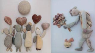Картини з каміння