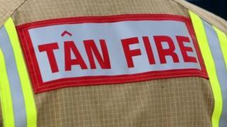 firefighters uniform