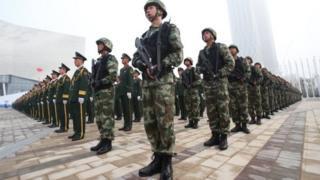 چینی فوج