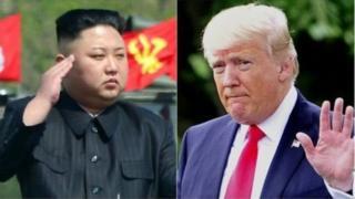 उत्तर कोरिया और अमरीका