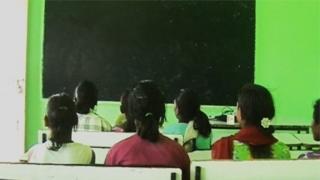 স্কুলের একটি ক্লাস রুম, ফাইল ফটো
