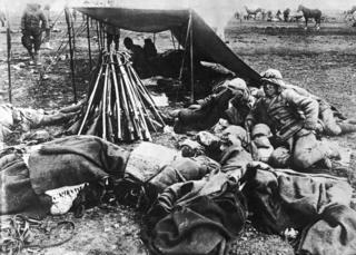Kurtuluş Savaşı'nda savaşan Türk askerleri