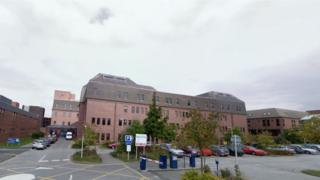 Scunthorpe General Hospital