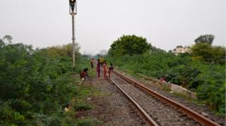 open defecation India