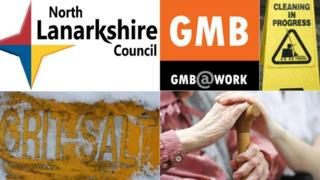 North Lanarkshire Council and GMB