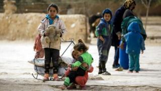 ЮНИСЕФ: Сириядагы балдар күн сайын өлүм коркунучу алдында турушат