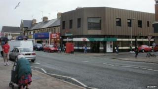 Albany Road, Cardiff