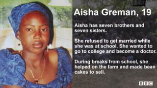 Aisha Greman