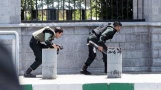 Иранские спецслужбы
