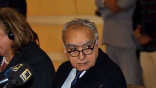 Ghassan Salamé représentat special de l'ONU en Libye
