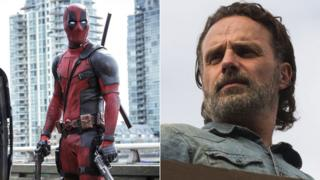 Deadpool and The Walking Dead