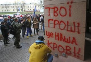 Аргументы инициаторов блокады нашли поддержку среди населения