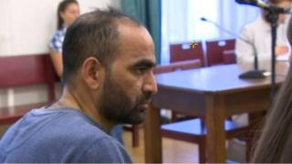 Alleged contract killer in courtroom
