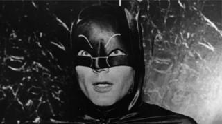 Адам вест, Бетмен