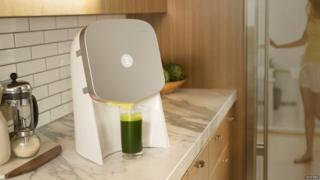 Juicero machine