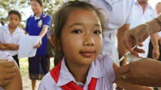 Кыргызстанда балдарын эмдетпегендер саны кыскарууда