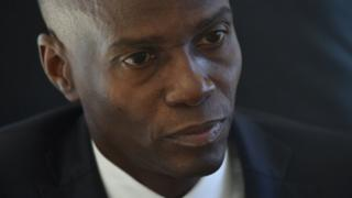 Jovenel Moise of PHTK political party